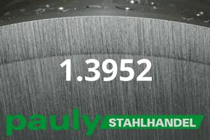 Turbo Stahl Werkstoff 1.3952 ❶❶ DIN/EN | Pauly Stahlhandel LT83