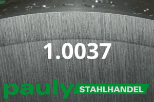 1.0037 Werkstoff-Stahl - Pauly Stahlhandel & artverwandten Materialien