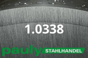 1.0338 Werkstoff-Stahl - Pauly Stahlhandel & artverwandten Materialien