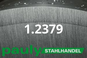 1.2379 Werkstoff-Stahl - Pauly Stahlhandel & artverwandten Materialien