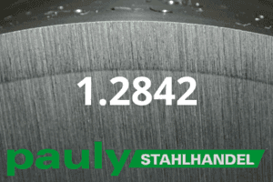 1.2842 Werkstoff-Stahl - Pauly Stahlhandel & artverwandten Materialien