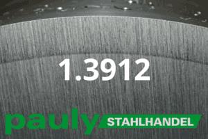 1.3912 Werkstoff-Stahl - Pauly Stahlhandel & artverwandten Materialien