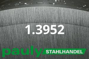 1.3952 Werkstoff-Stahl - Pauly Stahlhandel & artverwandten Materialien