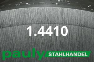 1.4410 Werkstoff-Stahl - Pauly Stahlhandel & artverwandten Materialien