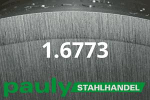 1.6773 Werkstoff-Stahl - Pauly Stahlhandel & artverwandten Materialien